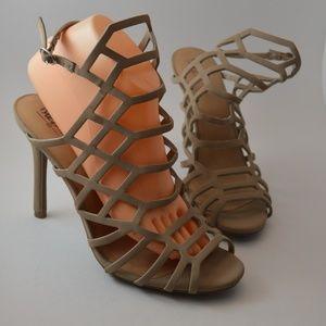Mossimo Kylea Gladiator Caged Heels